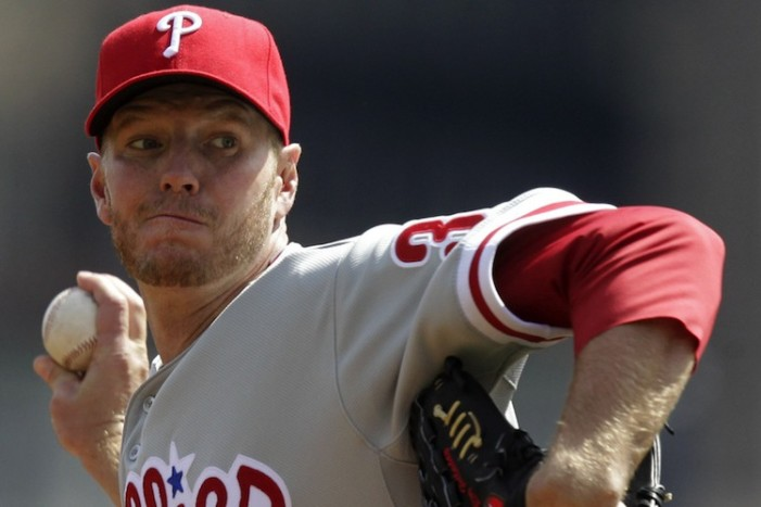 Roy Halladay Now Just Another NL Starter