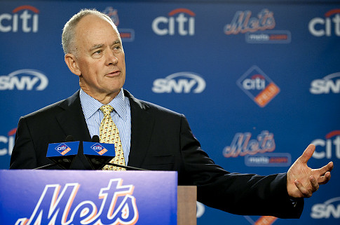 Mets Make Moves To Salvage Mess
