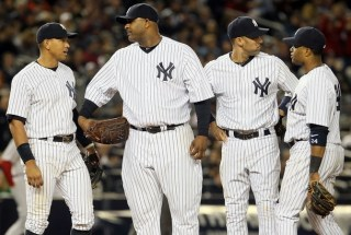Yankees' Order of Importance for 2012
