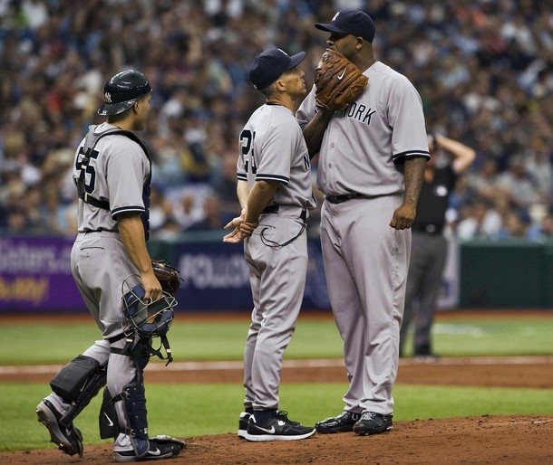 Joe Girardi to Blame for Yankees' Bad Start