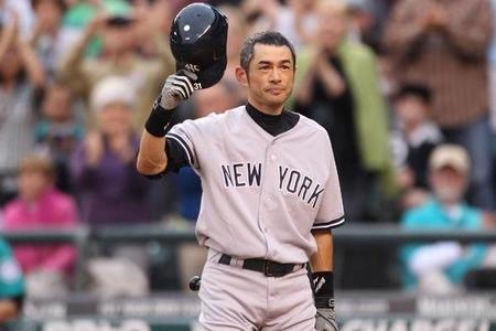 Number 31, Ichiro Suzuki, Number 31