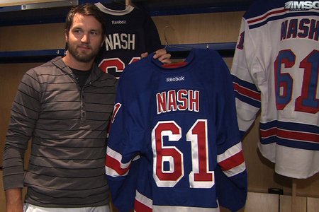 Rick Nash Really a Ranger and Other Thoughts
