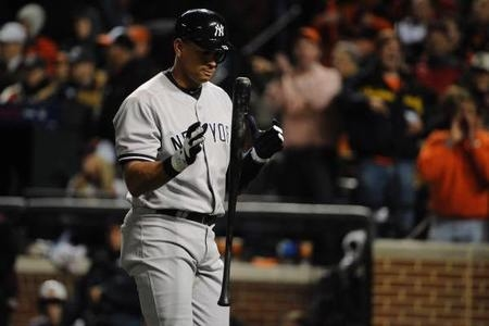 ALDS Game 2 Thoughts: It's Always A-Rod's Fault