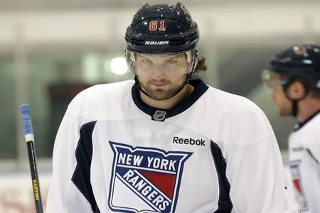 Ready for Rick Nash and the Rangers