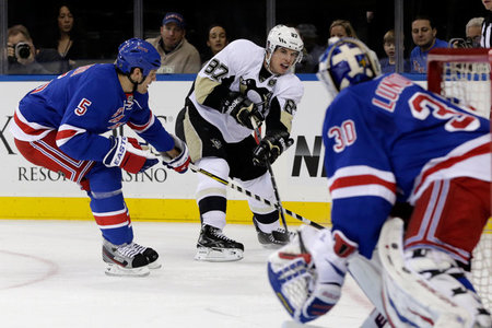 Rangers and Penguins Searching for Consistency