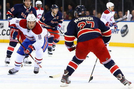 The Canadiens Own the Recent Rangers