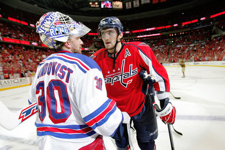 Rangers-Capitals Now a Playoff Tradition