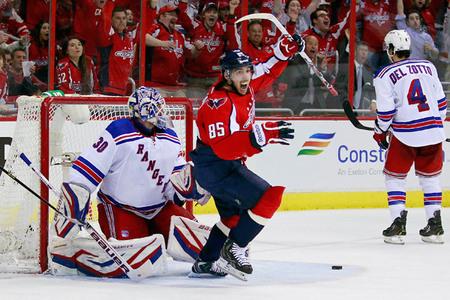 Rangers-Capitals Game 1 Thoughts: Feels Like 2010-11 Again