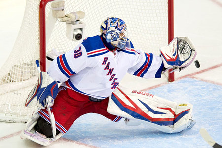 Rangers-Capitals Game 2 Thoughts: Where Have All the Henrik Lundqvist Critics Gone?