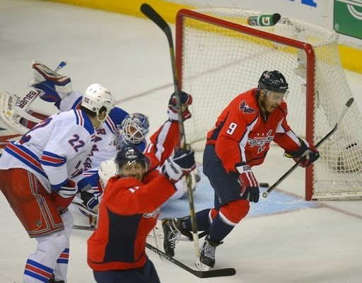 Rangers-Capitals Game 5 Thoughts: Happy to Have Other Plans