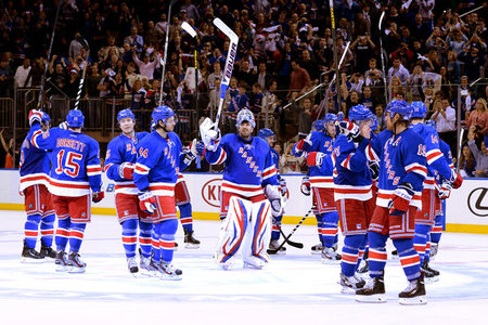 Rangers-Capitals Game 6 Thoughts: Extend the Season