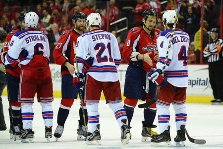 Rangers-Capitals Game 7 Thoughts: Finality in the Building