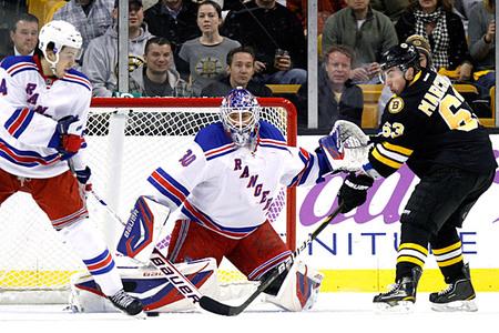 Rangers-Bruins Can Rekindle Bad Memories