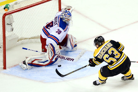 Rangers-Bruins Game 1 Thoughts: Thank You, Henrik Lundqvist