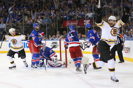 Rangers-Bruins Game 3 Thoughts: 'Why Not Us?'