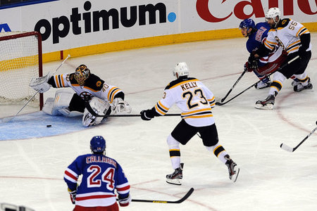 Rangers-Bruins Game 4 Thoughts: Extend the Season