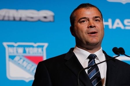 Retro Recap of Alain Vigneault's Introductory Press Conference