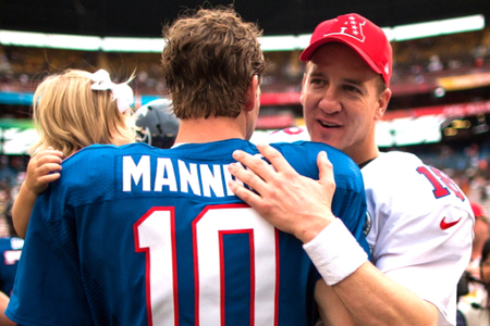 Giants-Broncos Means Manning Bowl III
