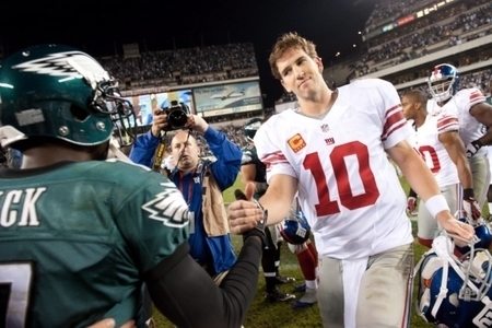 Giants-Eagles Is Must-Win at MetLife