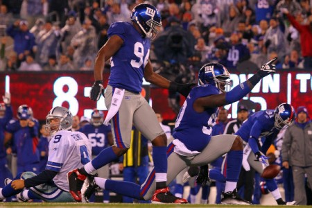 The Season Comes Down To Giants-Cowboys Once Again
