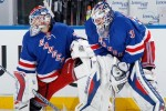 Cam Tablot and Henrik Lundqvist
