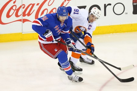 Rangers-Islanders Begin Back-to-Back In the Bronx