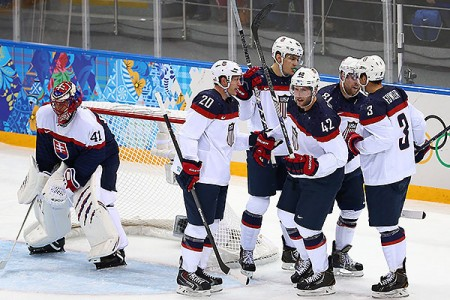 Team USA-Slovakia Thoughts: It's Not Worth Winning If You Can't Win Big