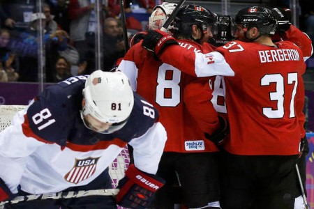 Team USA-Canada Thoughts: Goodbye, Gold Medal