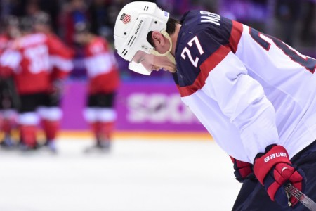 Don't Change What Olympic Hockey Has Become