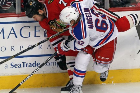 The Break Is Over for the Rangers and Blackhawks