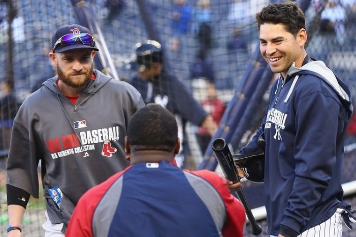 Jacoby Ellsbury Doesn't Get the Johnny Damon Treatment