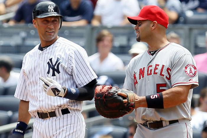 The Angels No Longer Own the Yankees