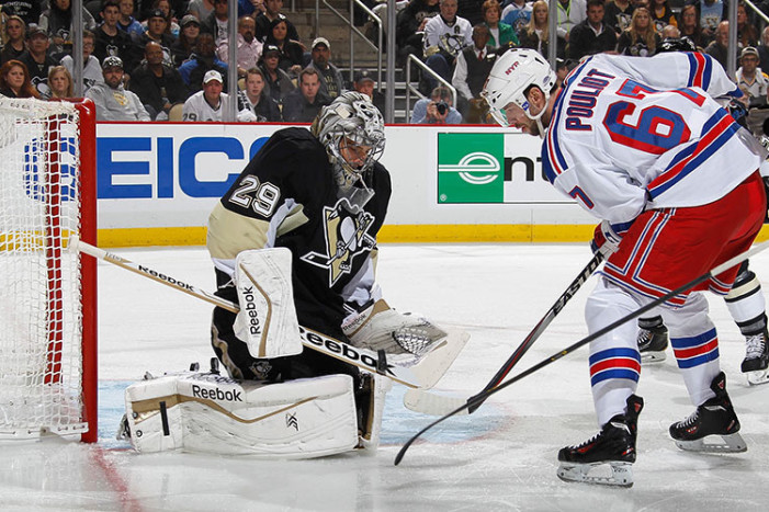 Rangers-Penguins Game 2 Thoughts: Make It a Baker's Dozen
