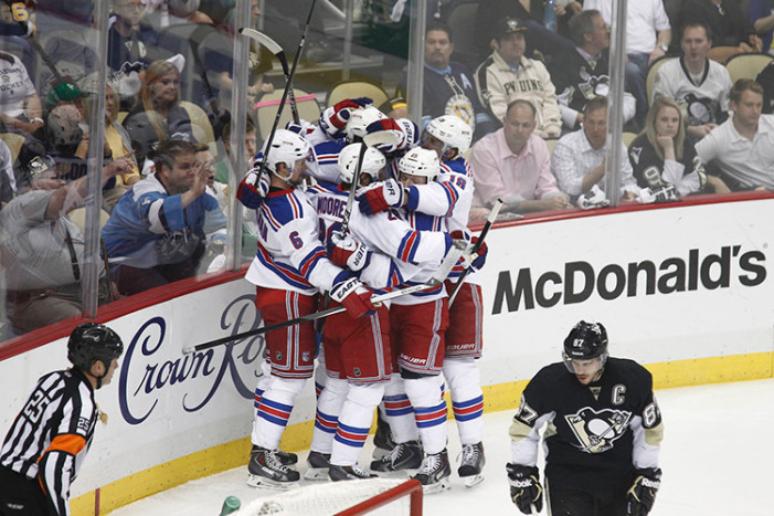 The Season's Not Over for the Rangers