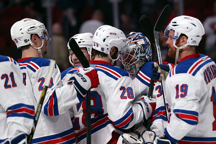 Rangers-Canadiens Game 2 Thoughts: The Broadway Hat Belongs to Henrik Lundqvist