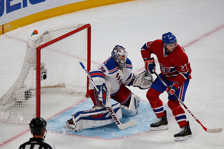 New York Rangers at Montreal Canadiens