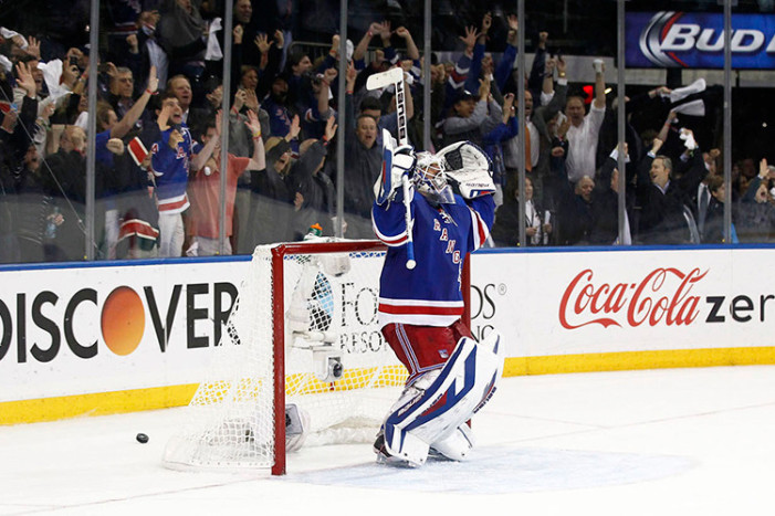 The Rangers' Cup Run Doesn't Feel Real