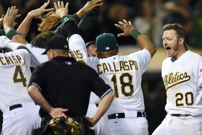 The A's Have a Team Built for the Bronx