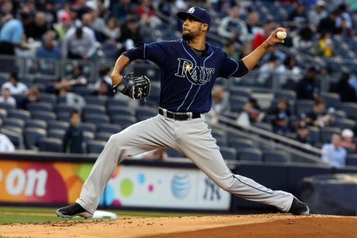 David Price to Make Last Pitch to Yankees