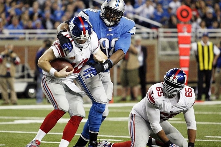 New York Giants at Detroit Lions
