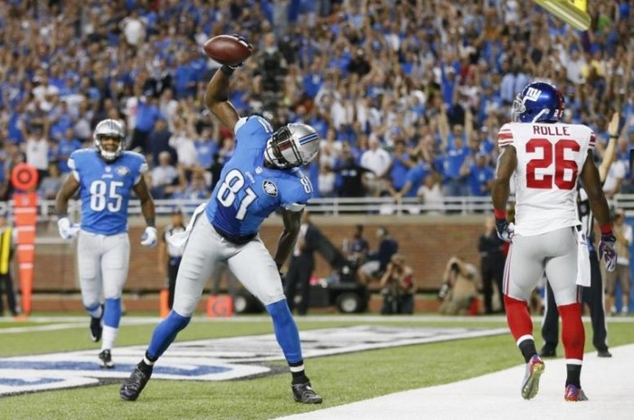 Giants-Lions Week 1 Thoughts: Debacle in Detroit