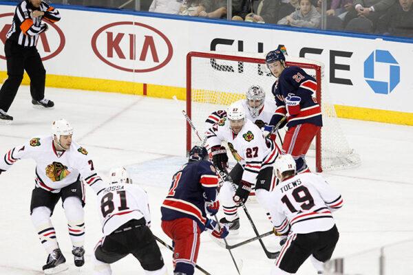 New York Rangers vs. Chicago Blackhawks