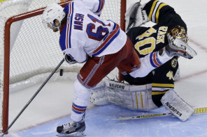 Rangers-Bruins Brings Out War of Words Again