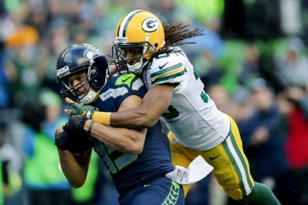 Seattle Seahawks vs. Green Bay Packers