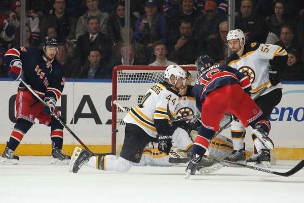New York Rangers vs. Boston Bruins