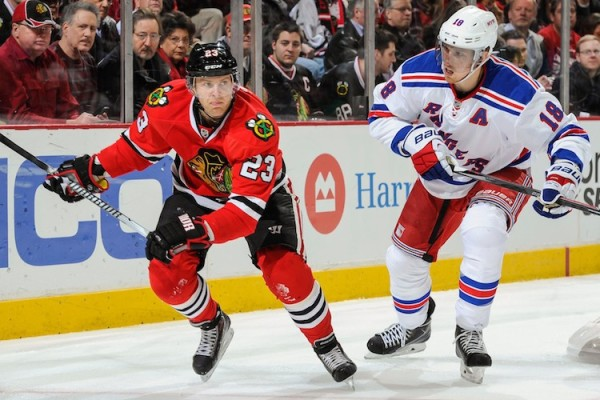 New York Rangers at Chicago Blackhawks