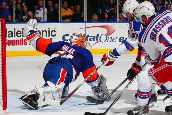 New York Rangers at New York Islanders