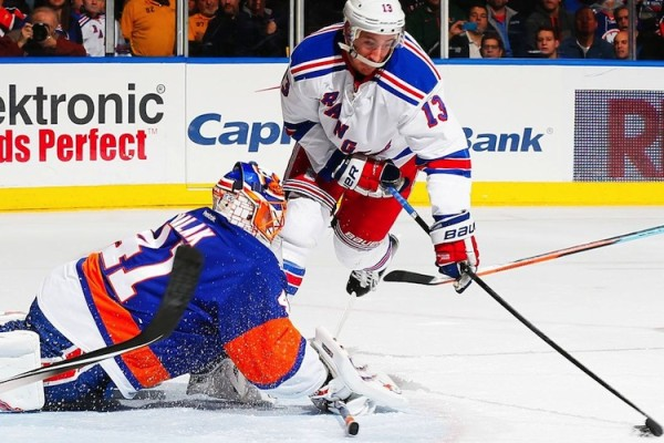 New York Rangers at New York Islanders