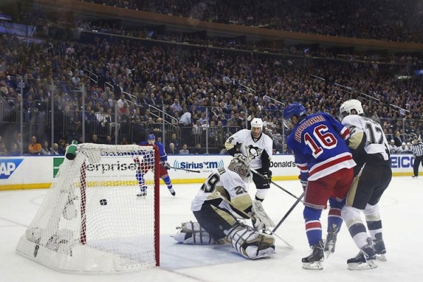 New York Rangers vs. Pittsburgh Penguins