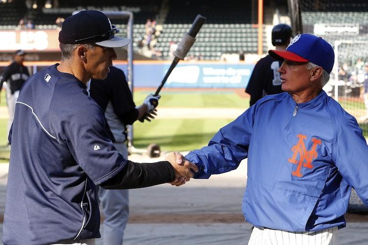 Joe Girardi and Terry Collins